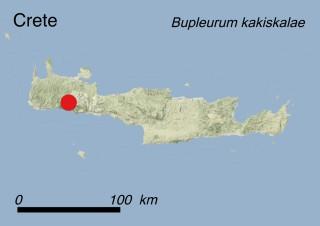 Map Crete