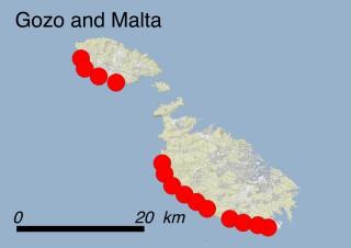 Gozo and Malta
